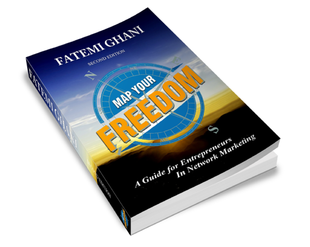 Map Your Freedom Book Cover