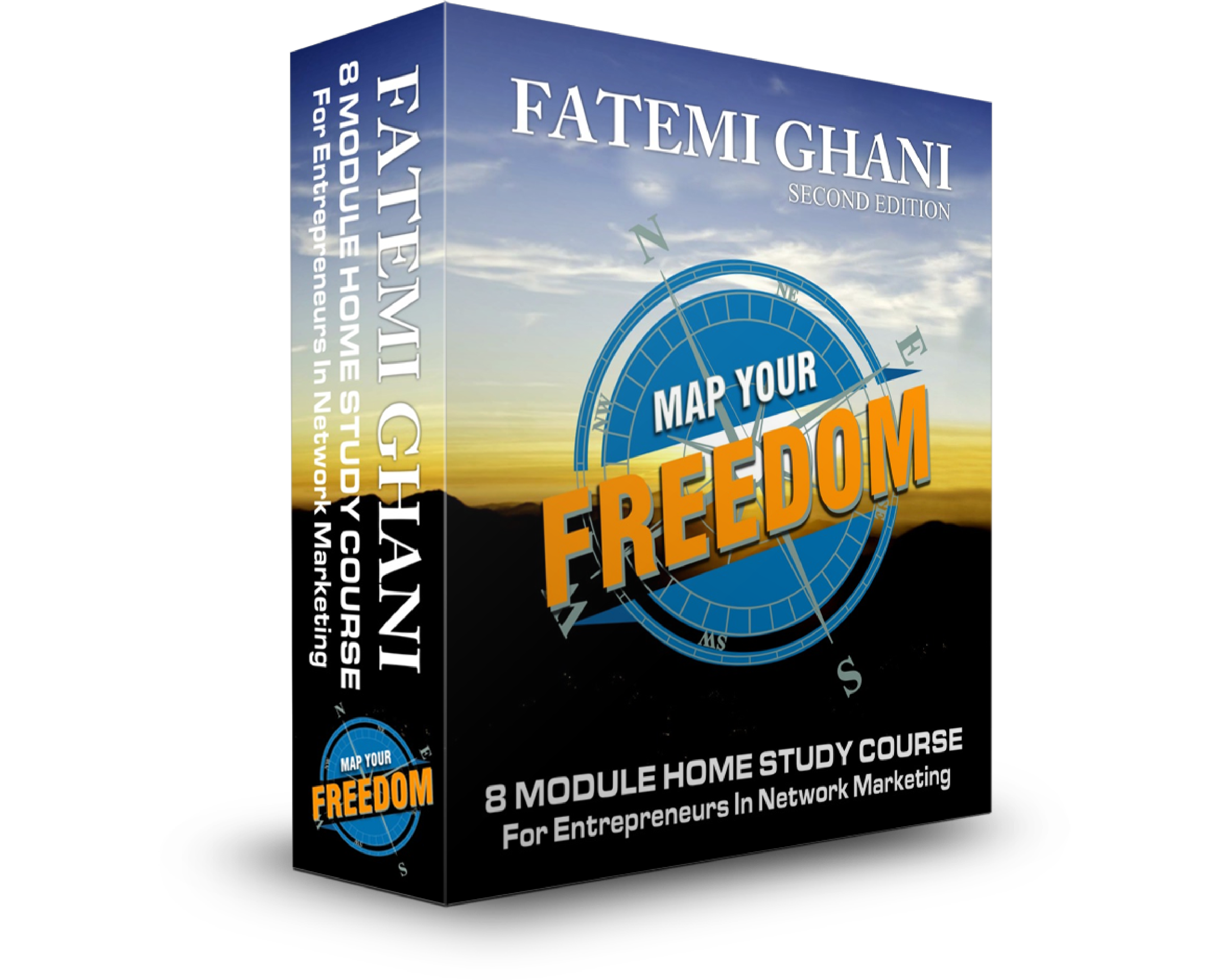 Map Your Freedom Home Study Course